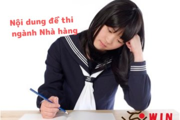Huong dan de thi ky nang dac dinh nganh nha hang-work in nippon